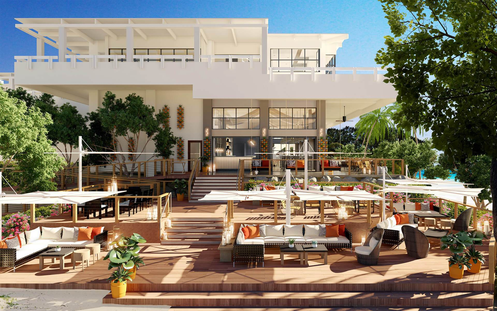Florida Key Resorts | Baker\'s Cay Resort | Luxury Hotel in Key Largo